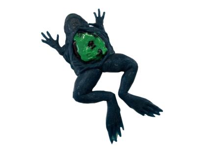 Frog assembled